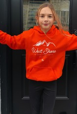 WEST SHORE WS YOUTH HOODY - GLACIER TO LAKE