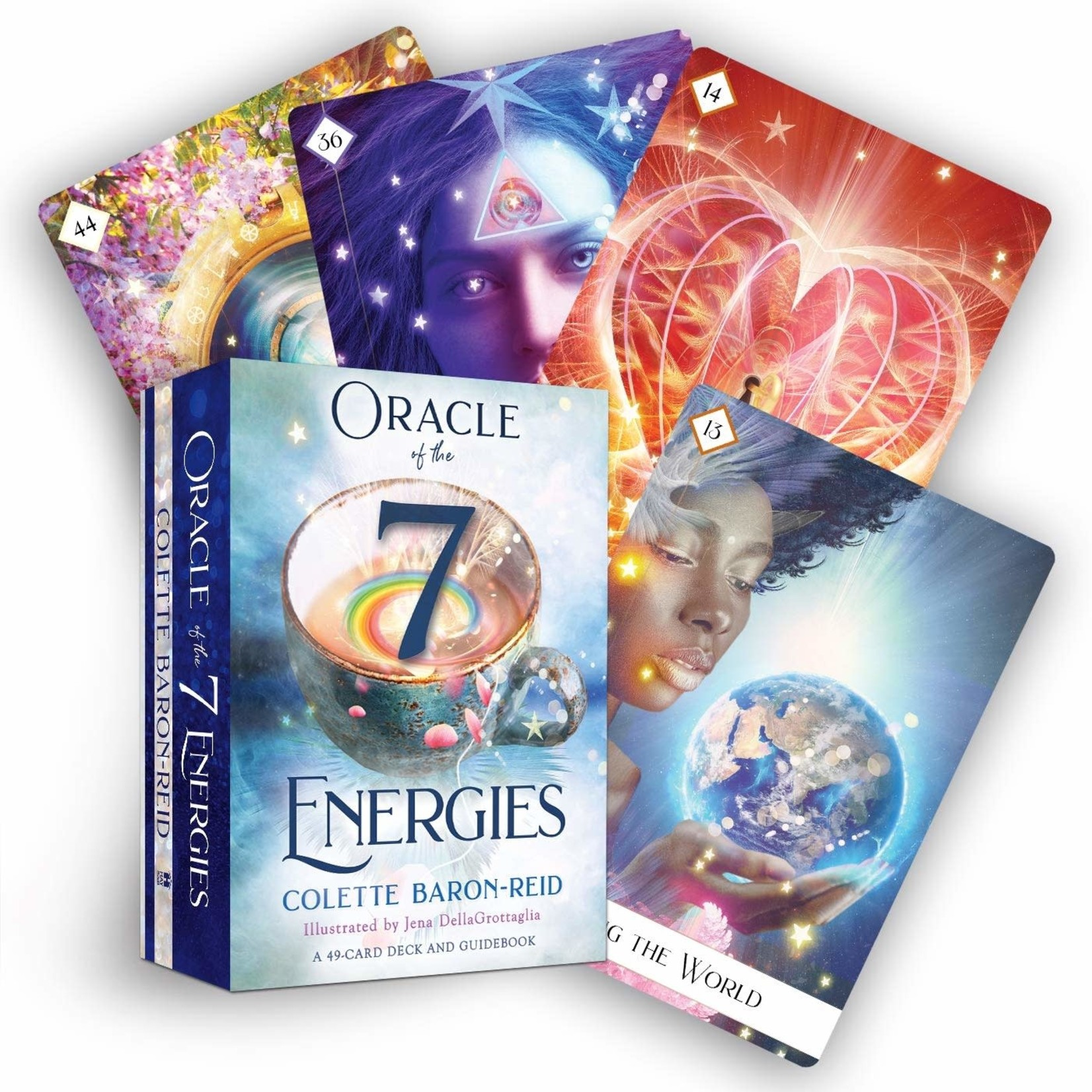 PENGUIN ORACLE OF THE 7 ENERGIES