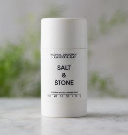 SALT & STONE DEODORANT SALT & STONE - NATURAL DEODORANT