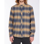 BILLABONG MN COASTLINE FLANNEL SHIRT