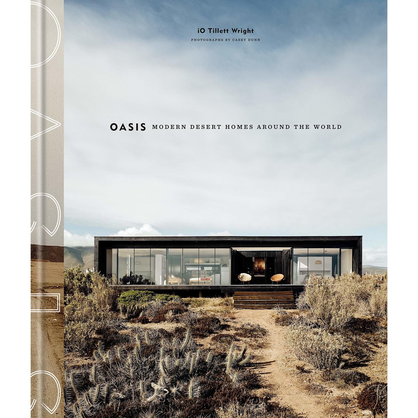 PENGUIN RANDOM  HOUSE OASIS- MODERN DESERT HOMES AROUND THE WORLD