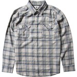 VISSLA CENTRAL COAST LS FLANNEL