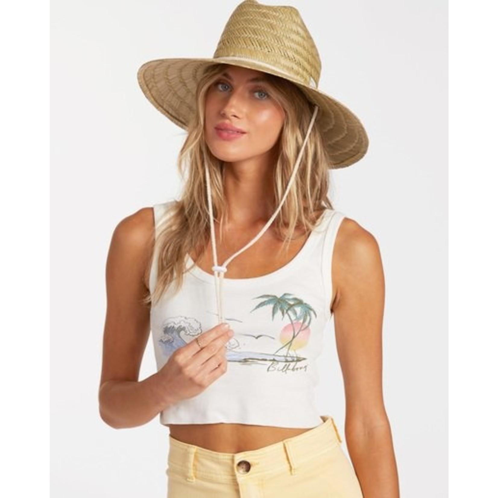 BILLABONG NEW COMER STRAW HAT