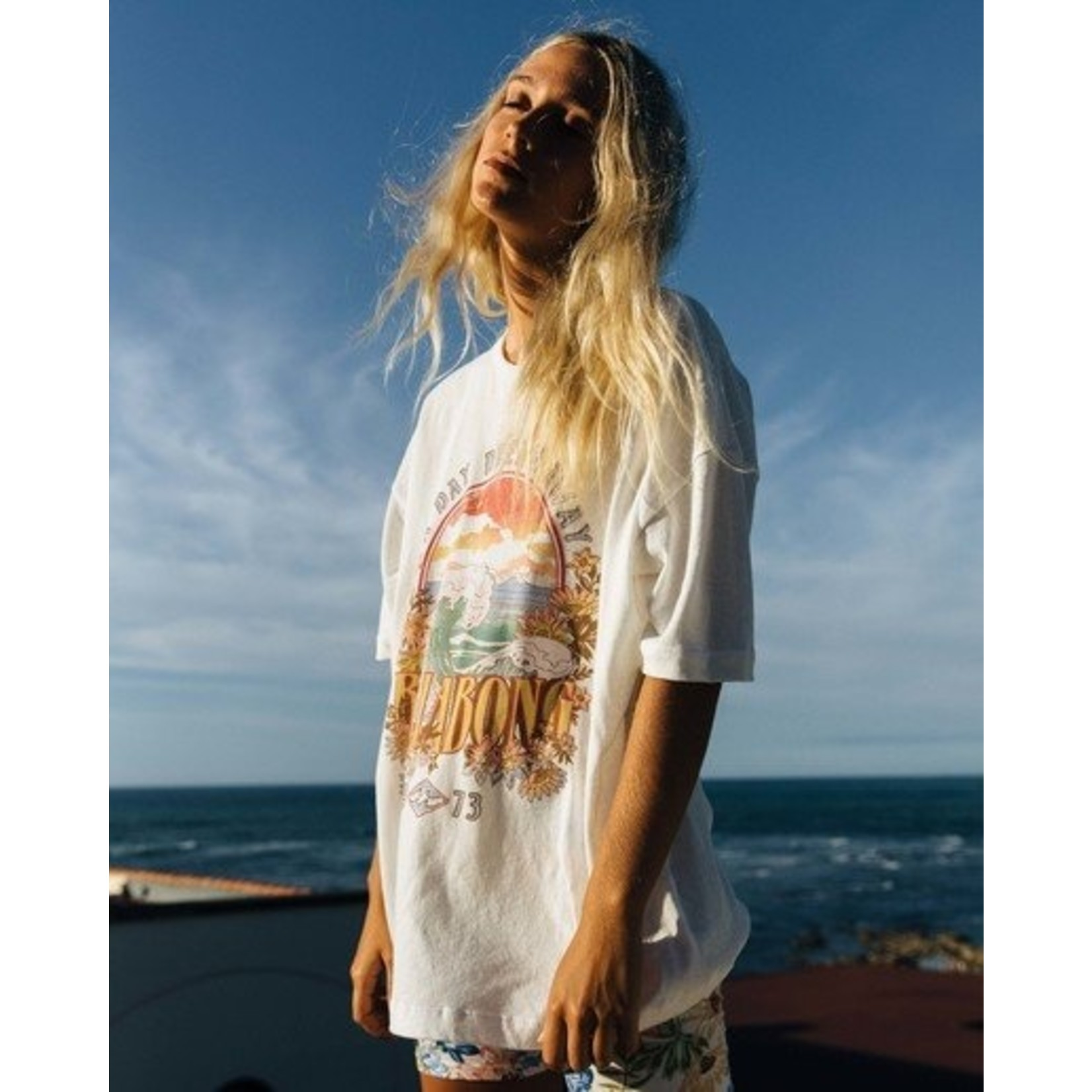 BILLABONG DAY DREAM AWAY TEE