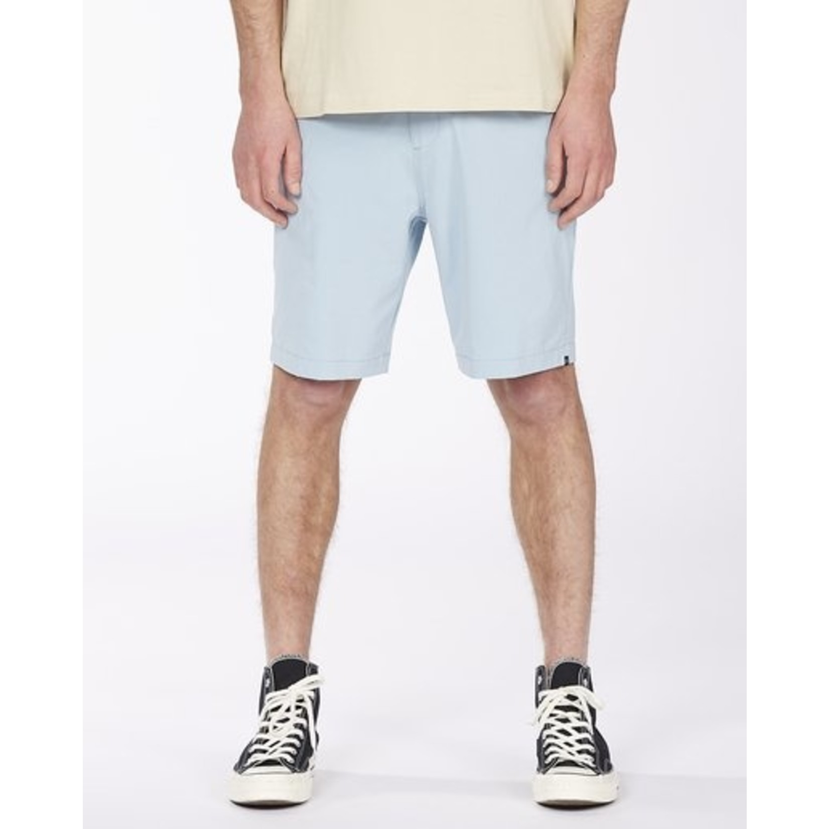BILLABONG SURFTREK HEATHER WALKSHORTS