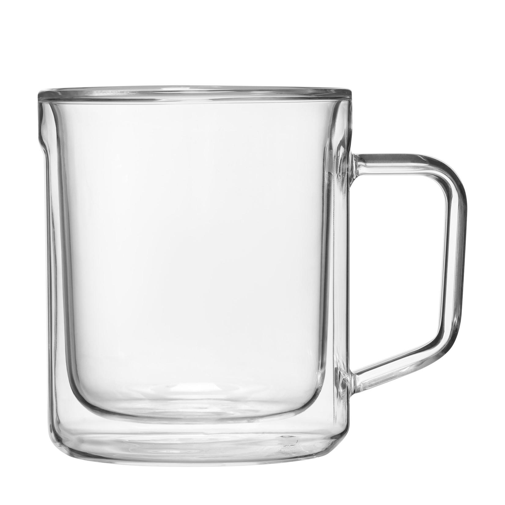 CORKCICLE GLASS MUG - SET OF 2