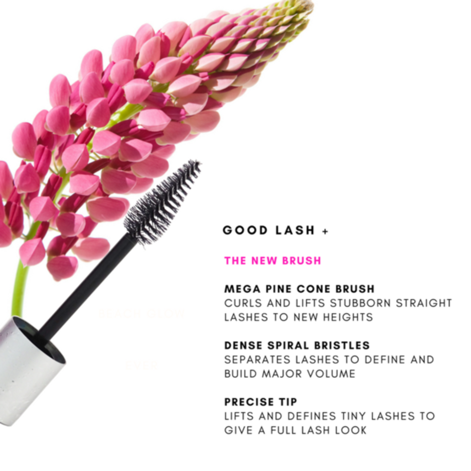 FITGLOW BEAUTY GOOD LASH MASCARA & SERUM