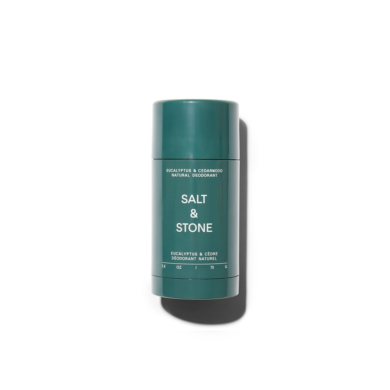 SALT & STONE DEODORANT EUCALYPTUS & CEDARWOOD - NATURAL DEODORANT