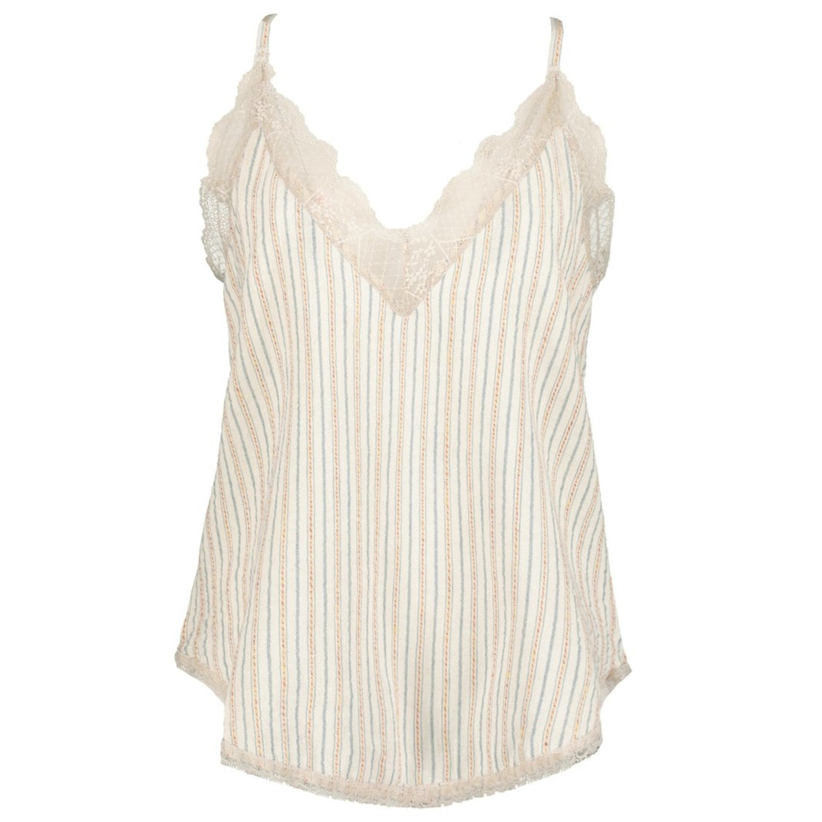 BISHOP + YOUNG BY - LOTUS STRIPE CAMI