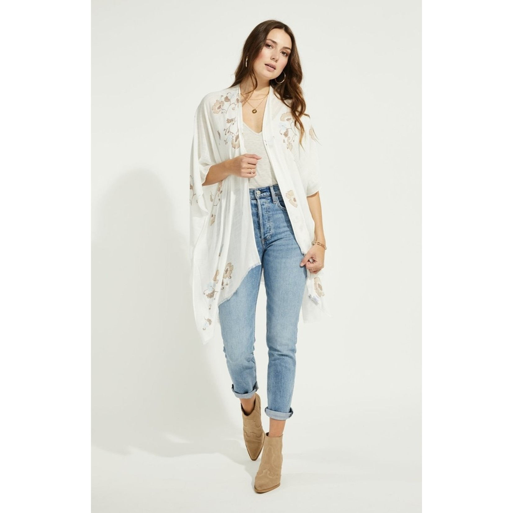 GENTLE FAWN DAWN COVER-UP