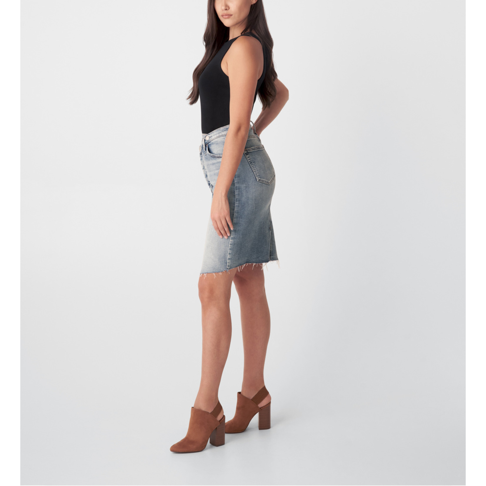 Silver Jeans HIGHLY DESIRABLE HIGH RISE PENCIL SKIRT