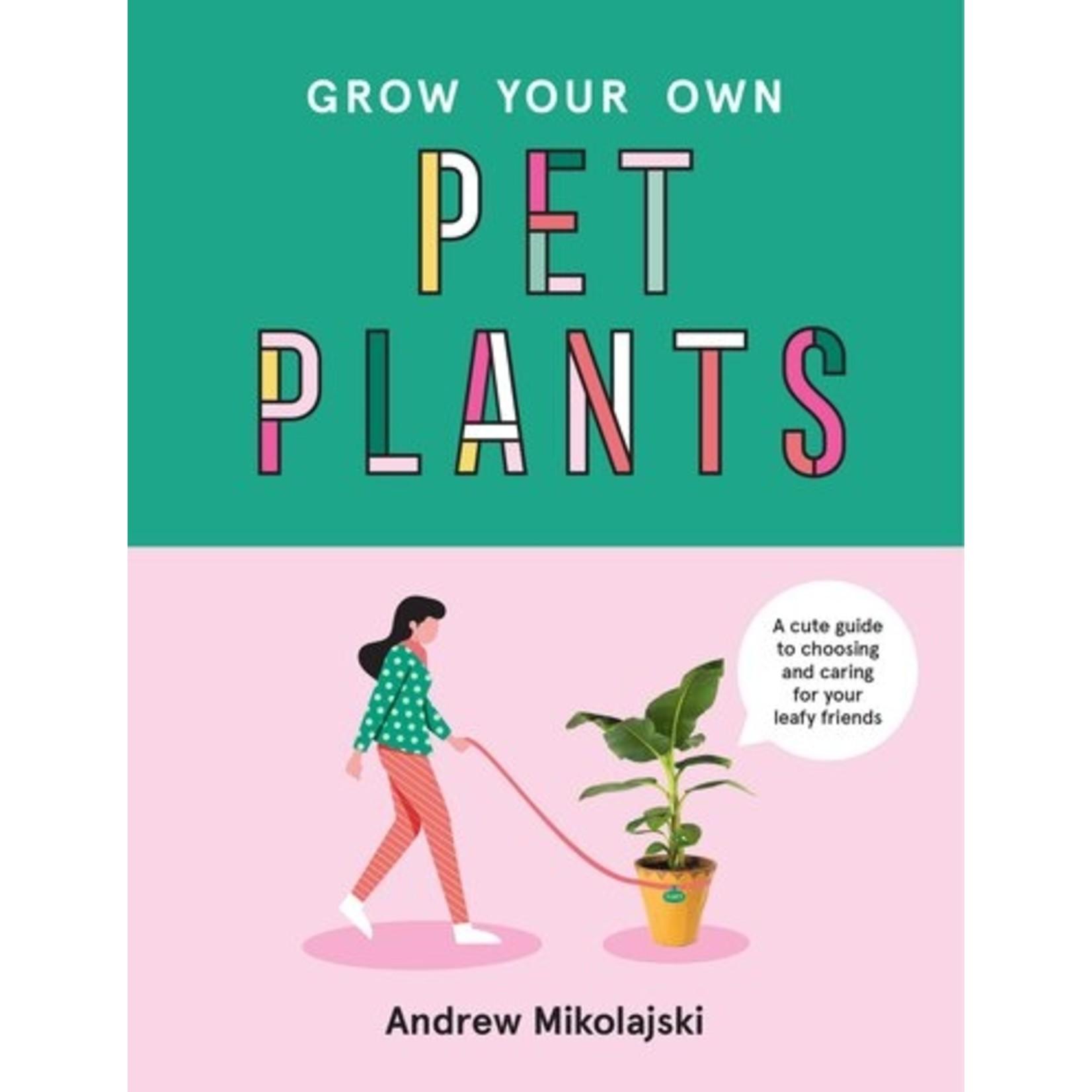 PENGUIN GROW YOUR OWN PET PLANTS