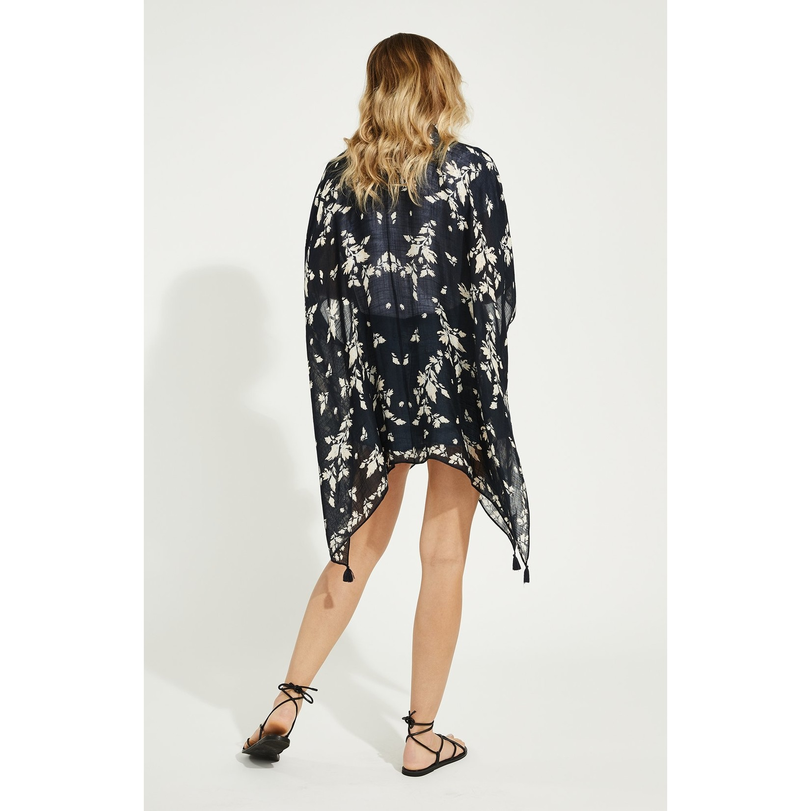 GENTLE FAWN LEDGER COVER-UP