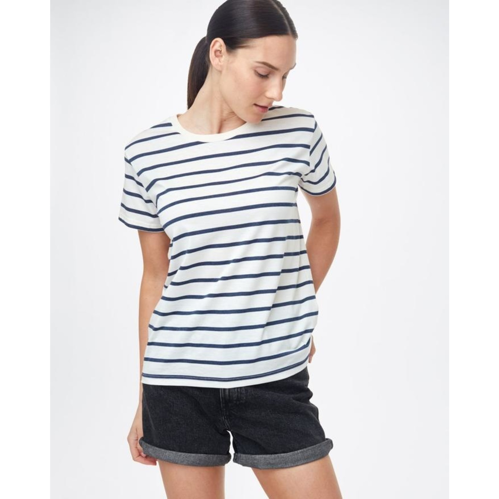 Ten Tree BRETON STRIPE T-SHIRT