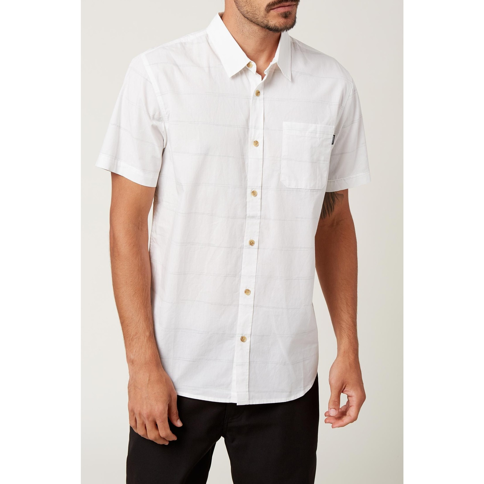 Oneill IMPERIAL STRIPE S/S BUTTON-UP
