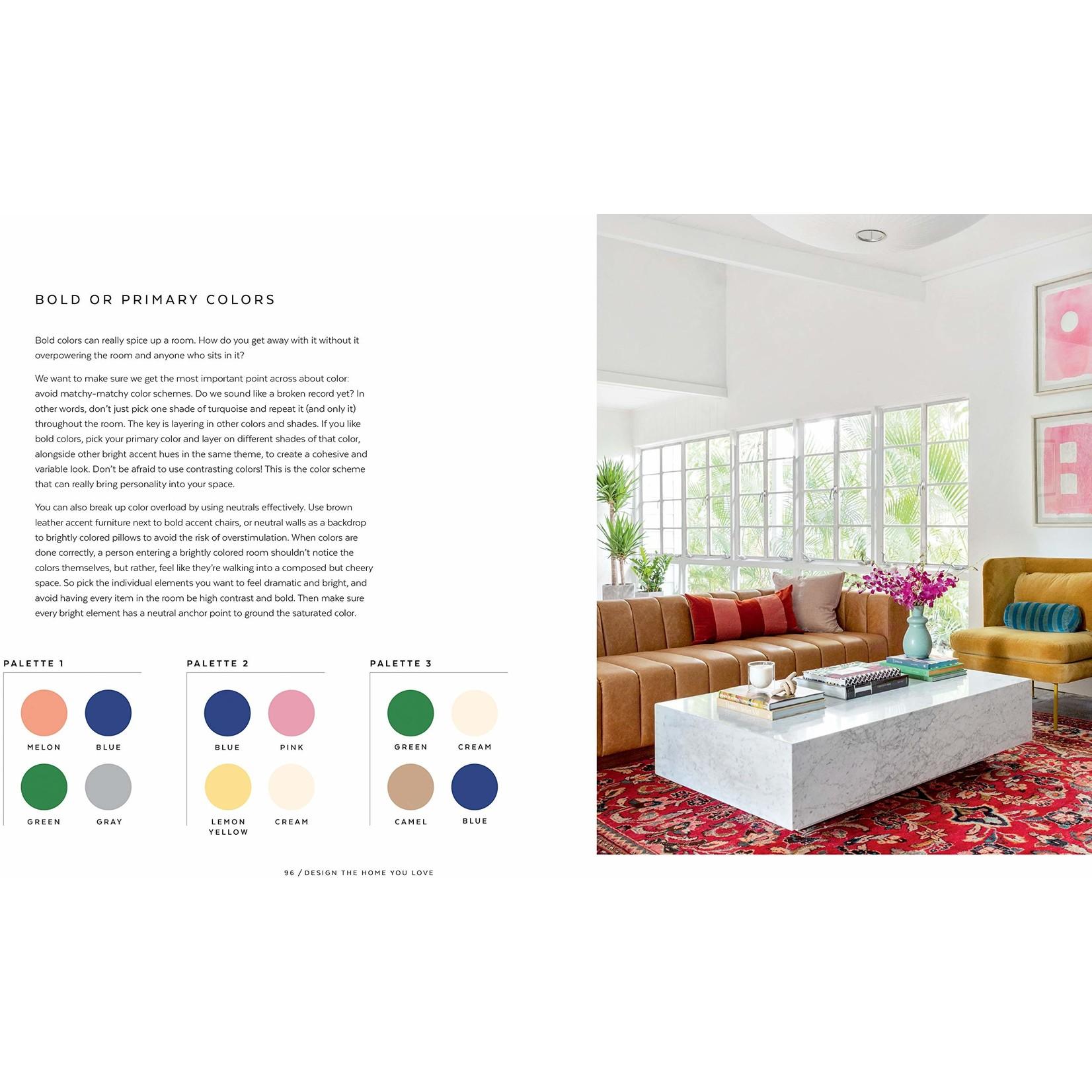 PENGUIN RANDOM  HOUSE DESIGN THE HOME YOU LOVE