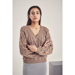 ICHI TACY KNITTED PULLOVER