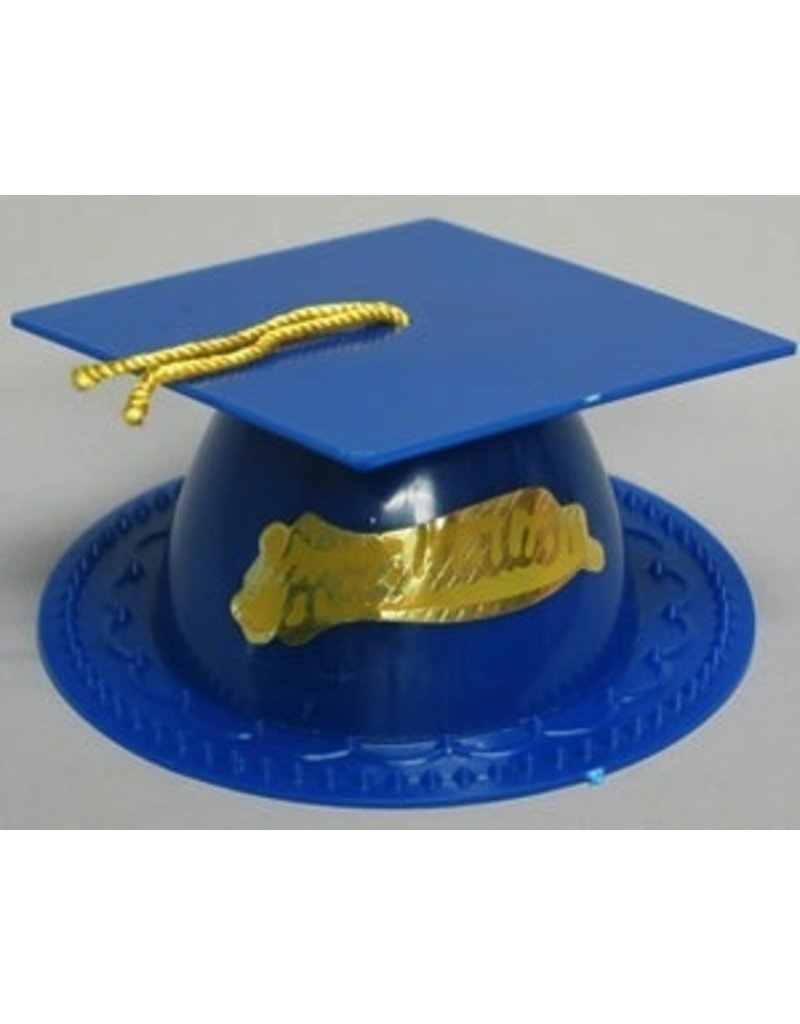 PFEIL & HOLING DARK BLUE GRADUATION CAP 3½'' BOX  24 CT
