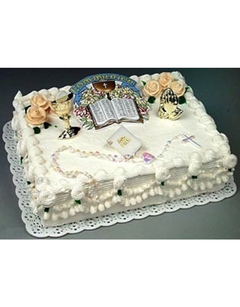 PFEIL & HOLING COMMUNION CAKE KIT EA