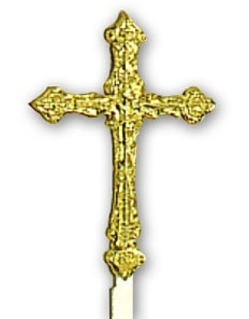 PFEIL & HOLING FANCY GOLD CROSS - PL 3½ BOX 36 CT