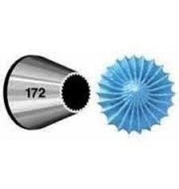 ATECO #172 LARGE DROP FLOWER TIP ATECO