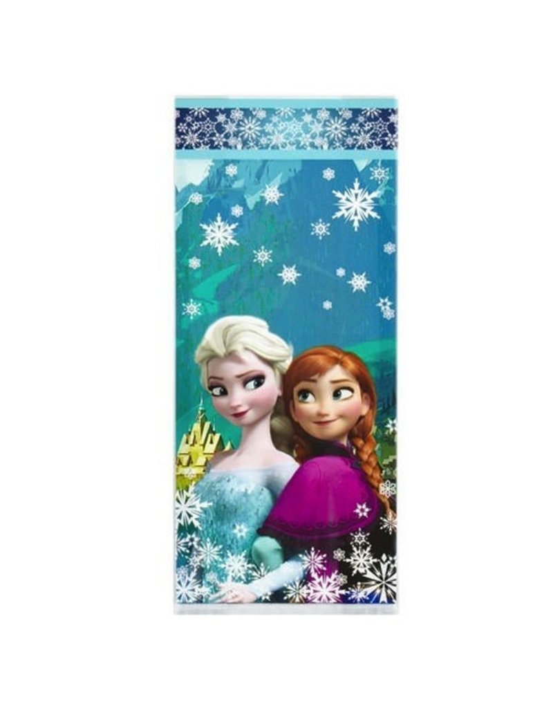 WILTON ENTERPRISES DISNEY FROZEN TREAT BAGS PKG 16 CT