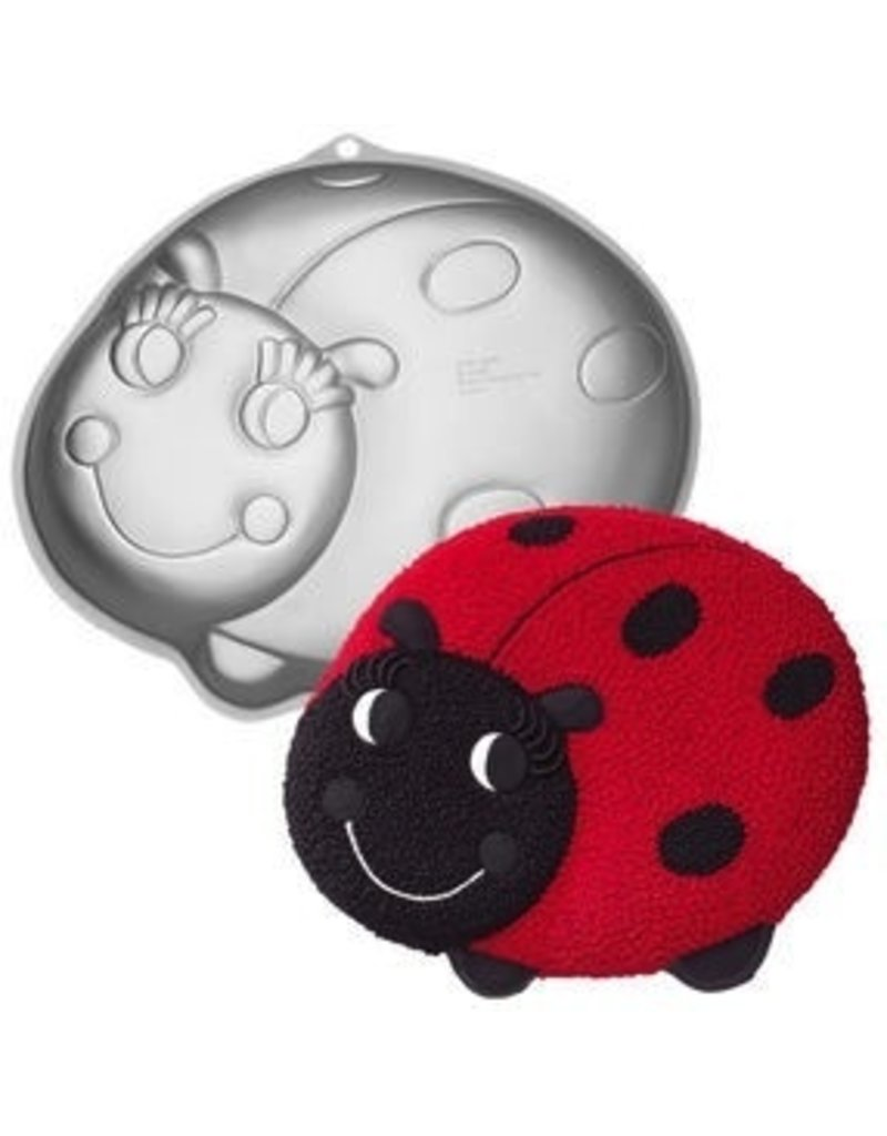 WILTON ENTERPRISES LADY BUG PAN