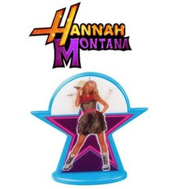 WILTON ENTERPRISES HANNAH MONTANA PARTY TOPPER 6 CT