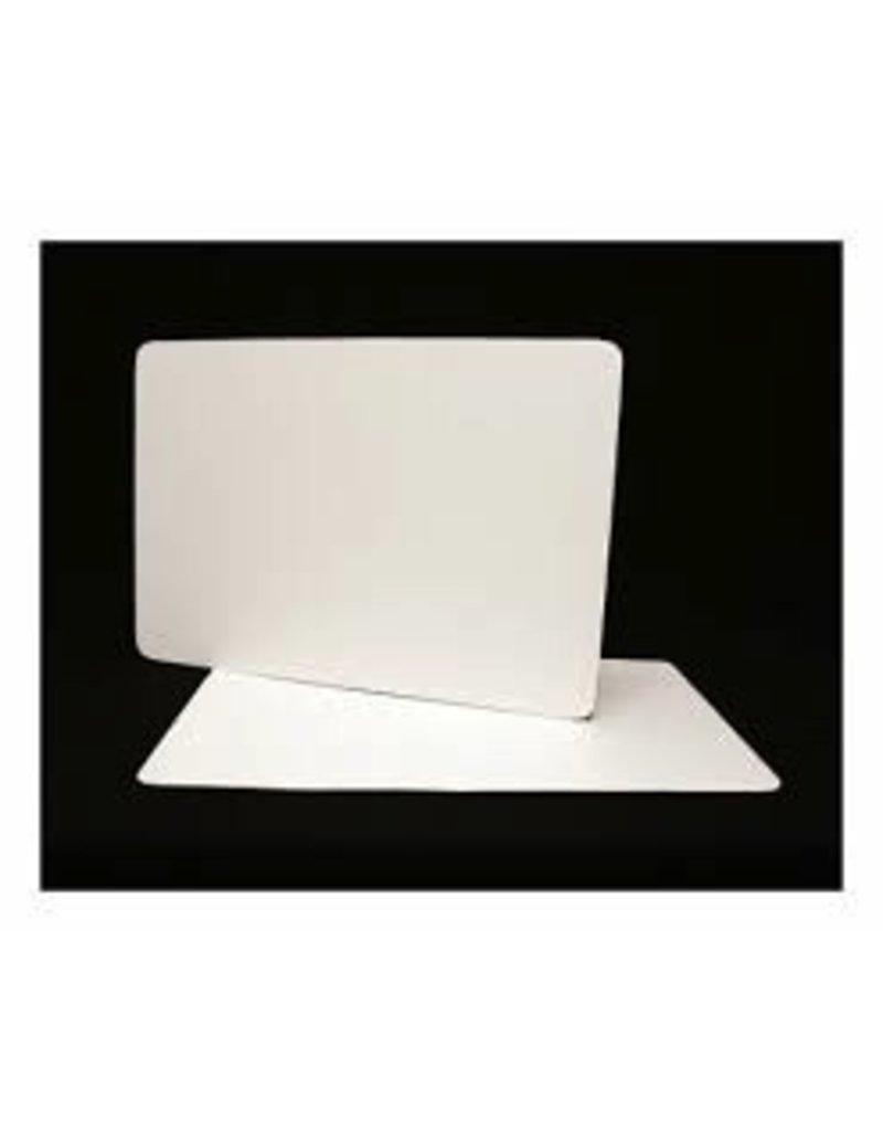 PACKAGING & MORE FULL SHEET WHITE BOARD 25 1/2'' X 17 1/2''  EA