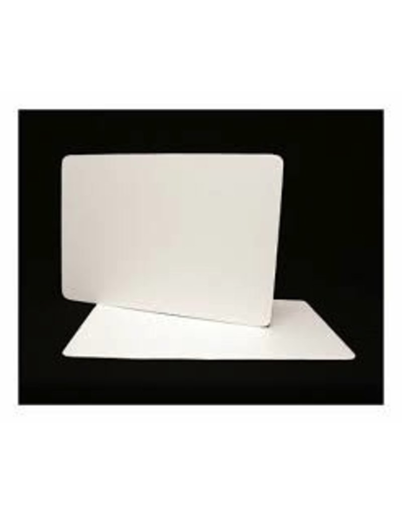 PACKAGING & MORE FULL SHEET WHITE BOARD PAD  25 1/2'' X 17 1/2''  EA