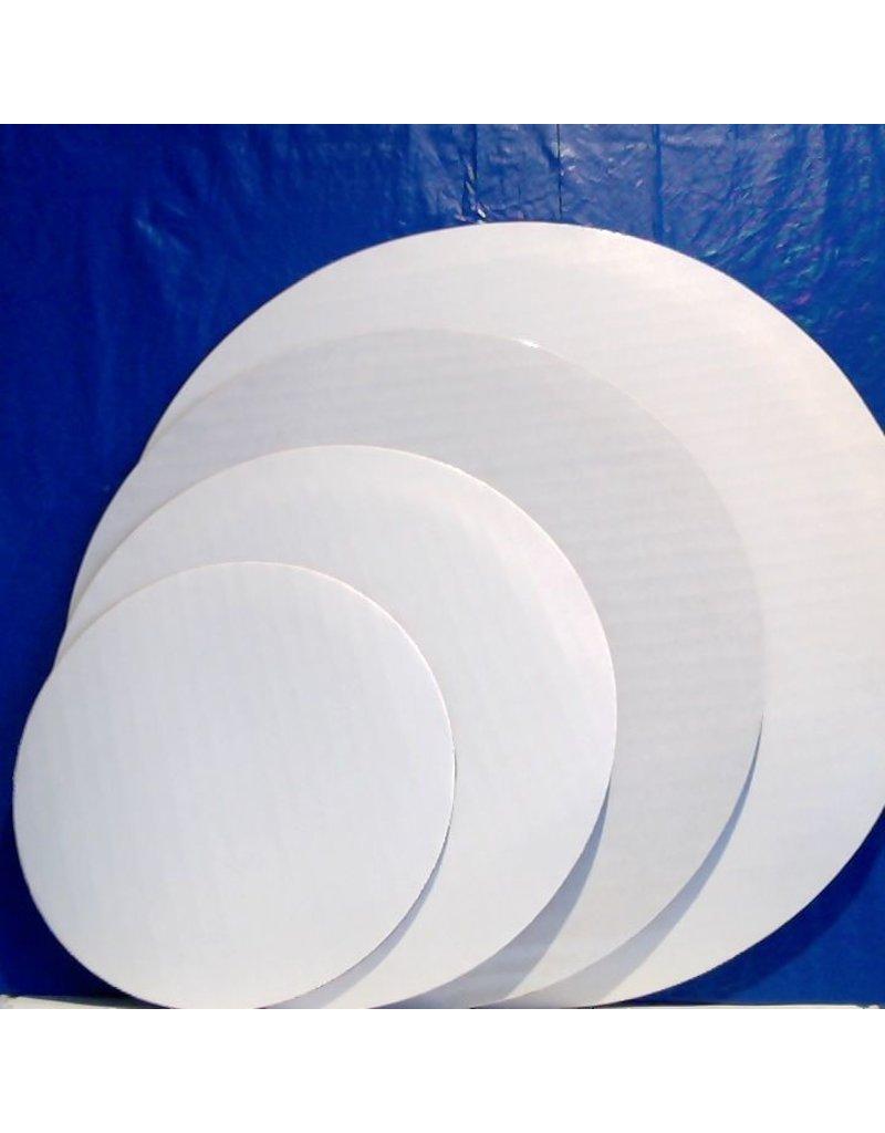 "PACKAGING & MORE 16"" WHITE CIRCLE EA"