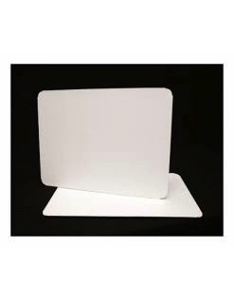PACKAGING & MORE HALF SHEET WHITE DBL WALL 19 X 14'' BOARD EA