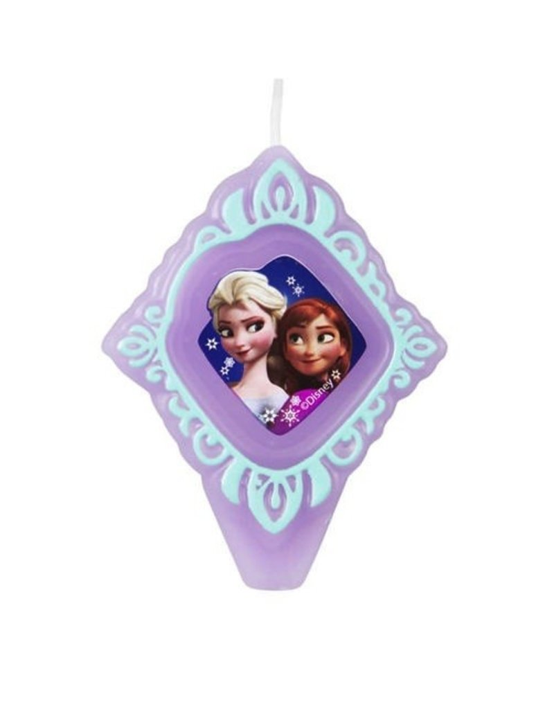 WILTON ENTERPRISES DISNEY FROZEN BIRTHDAY CANDLE EA
