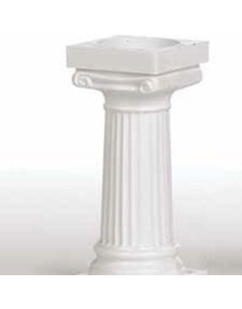 WILTON ENTERPRISES 3'' GRECIAN PILLARS PKG 4 CT