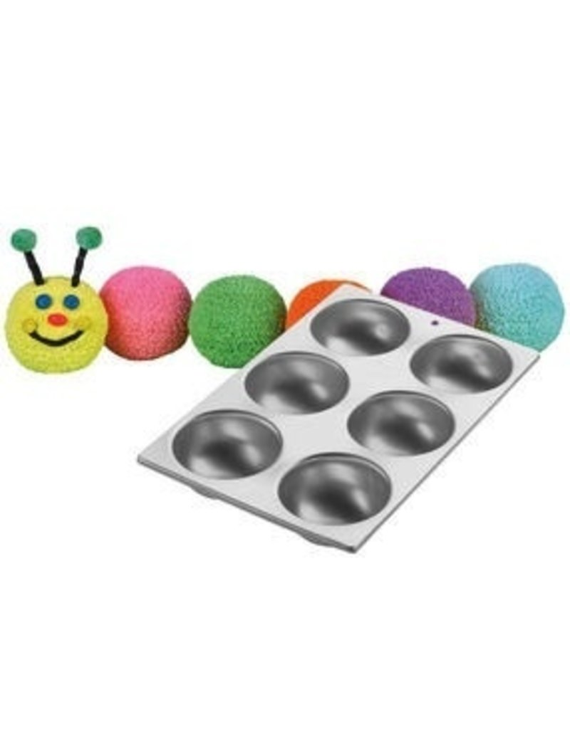 WILTON ENTERPRISES 6 CAV MINI BALL PAN