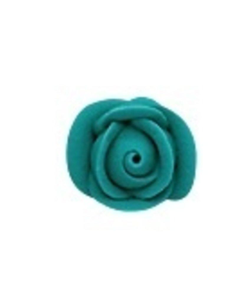 PFEIL & HOLING MINI TEAL ROSES 7/8'' BOX 120 CT