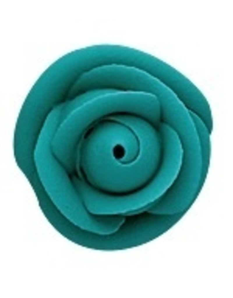 PFEIL & HOLING MEDIUM TEAL ROSES 1 1/4'' BOX 90 CT