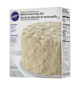 WILTON ENTERPRISES BUTTERCREAM ICING MIX 14 OZ