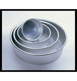 PFEIL & HOLING 12 X 3 RND ALUMINUM PAN