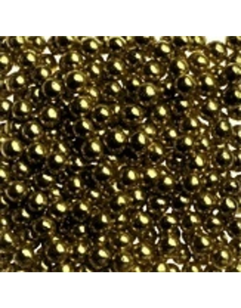 PFEIL & HOLING #1 GOLD DRAGEES 4 MM JAR 1 LB