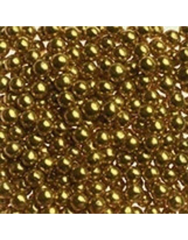 PFEIL & HOLING #2 GOLD DRAGEES 5 MM  1 LB