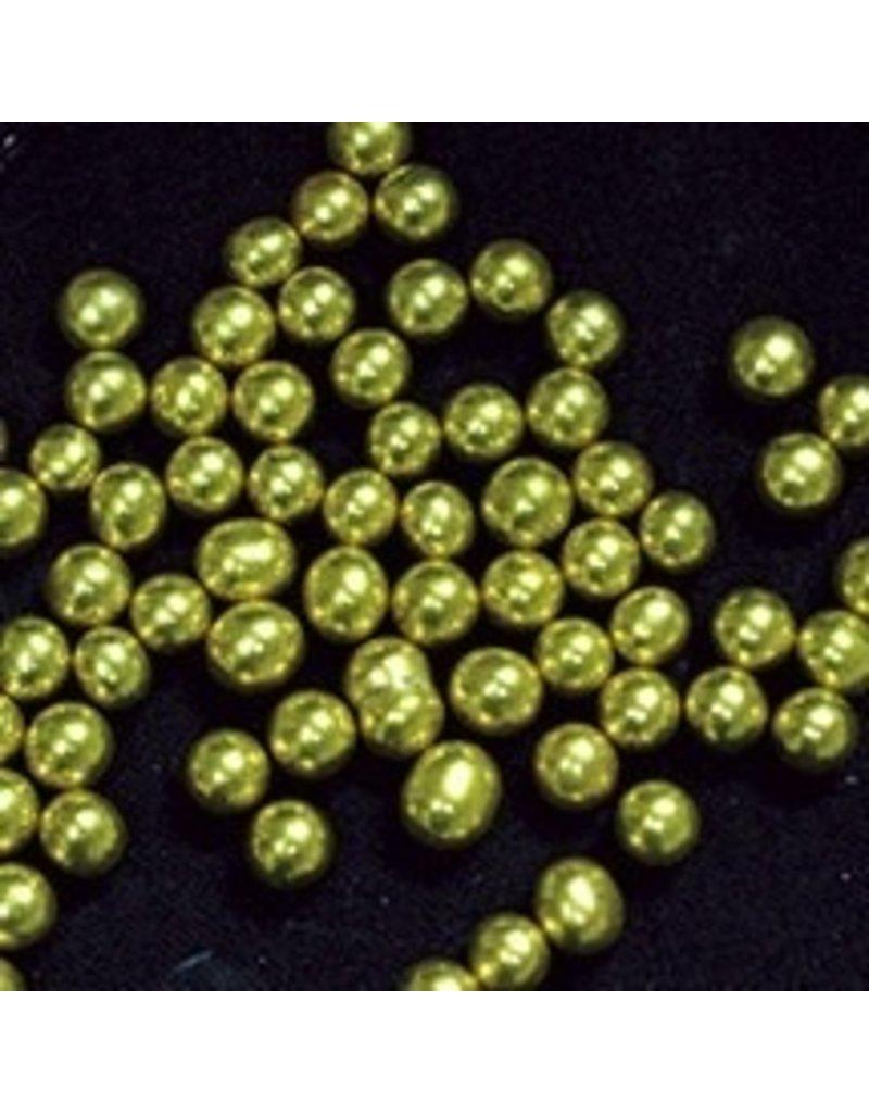 PFEIL & HOLING #3 GOLD DRAGEES 6 MM  1 LB