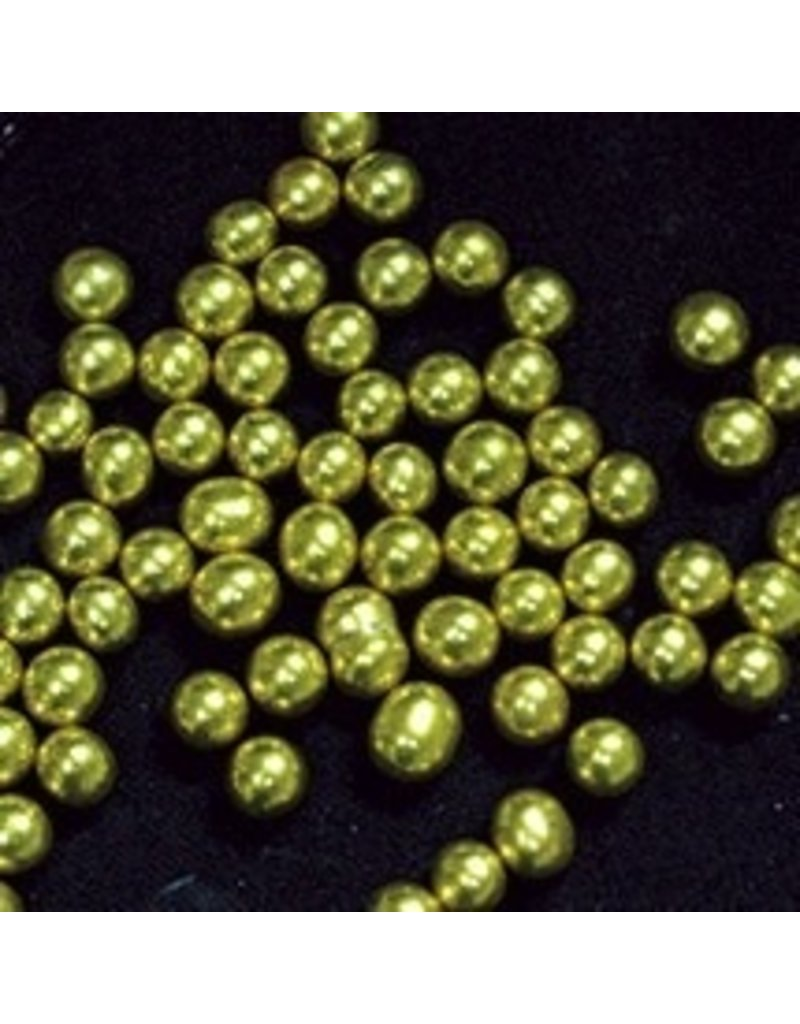 PFEIL & HOLING #3 GOLD DRAGEES 6 MM JAR 1 LB