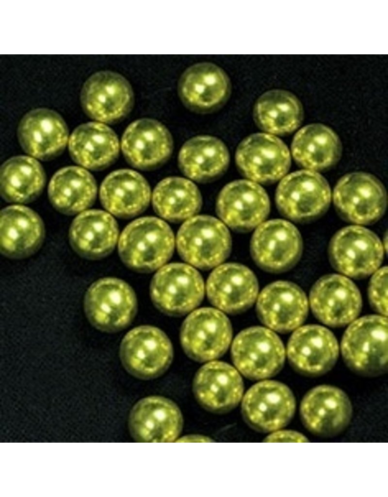 PFEIL & HOLING #5 GOLD DRAGEES 8 MM  1 LB