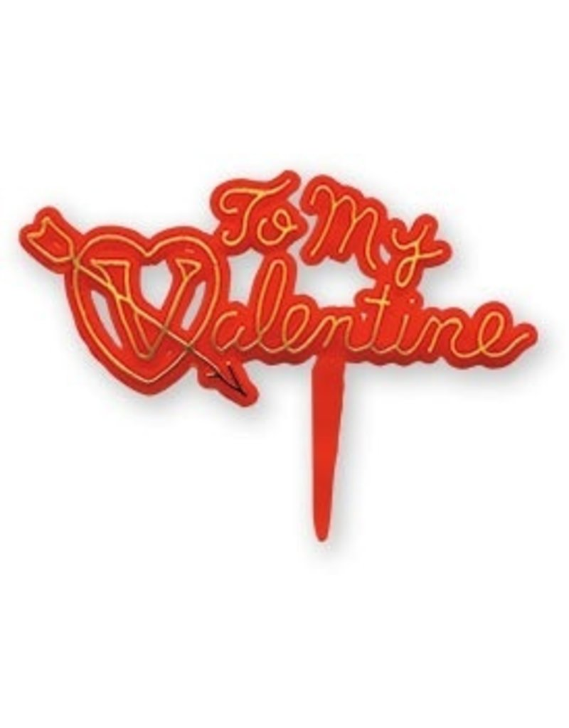 PFEIL & HOLING ''TO MY VALENTINE'' PICK 2 1/2''BOX 72 CT
