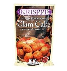 APPLE SPECIALTIES CLAM CAKE BATTER MIX CS 9/10 OZ