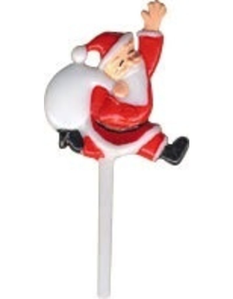 PFEIL & HOLING SANTA W/SACK PICKS 2¼ BOX 72 CT