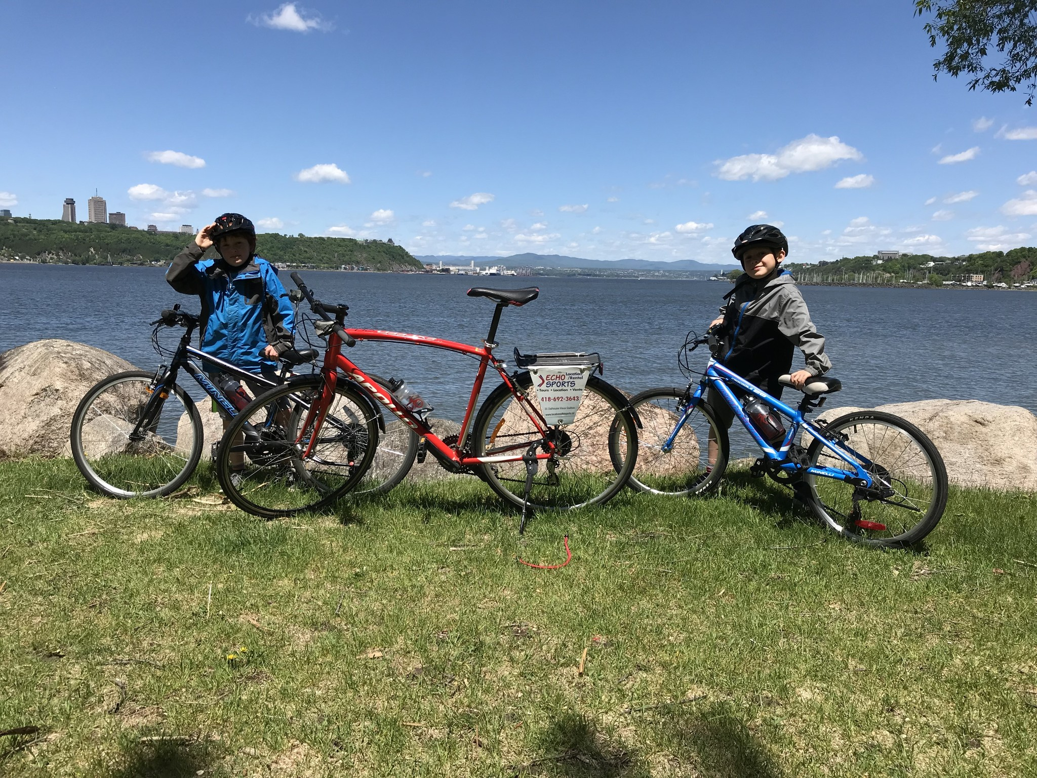 Location de vélo pour enfant à partir de 6,90$