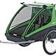 Bike trailer rental starting at 6,90$