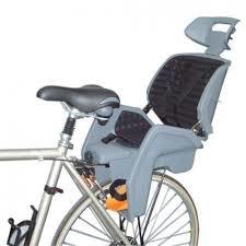 Bike child seat rental starting at 6.90$